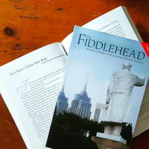The Fiddlehead 272
